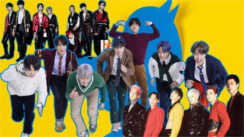 Twitter công bố BXH chủ đề Kpop được đề cập nhiều nhất 2020: Bài hát có lượt tweet dẫn đầu không phải của BTS