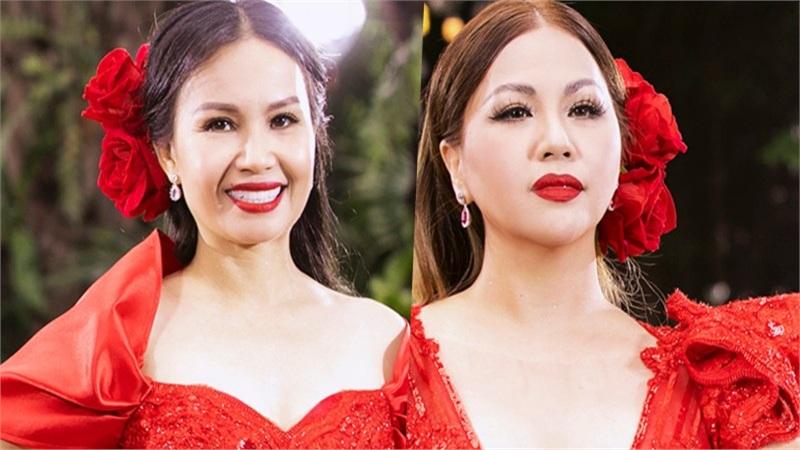Chị em Cẩm Ly - Minh Tuyết bất ngờ 'đại náo' sàn catwalk