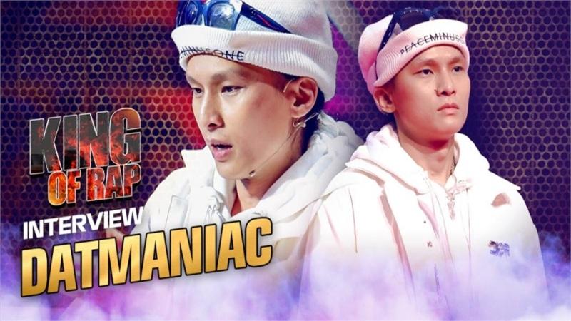 HLV Datmaniac: 'Vẻ ngoài không gai góc nhưng Nhật Hoàng là nhân tố đáng gờm tại King Of Rap'