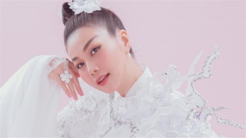 Thanh Hằng hé lộ tạo hình Thái hậu Dương Vân Nga khi chưa lấy chồng đẹp thoát tục, chẳng ai ngờ đã U40