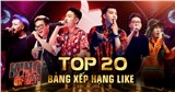 BXH sau vòng Samples: HIEUTHUHAI - Nhật Hoàng thăng hạng ngoạn mục, Wxrdie giữ vững ngôi vương King Of Rap