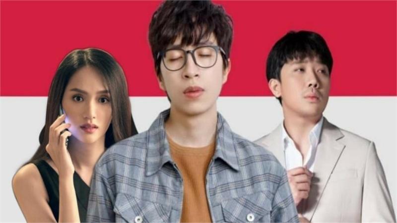 Trấn Thành vừa lộ diện trên poster MV cùng ViruSs, dân mạng khẳng định luôn Hương Giang chính là 'trùm cuối'