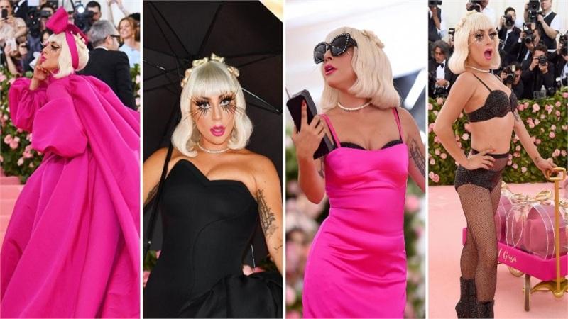 Lady Gaga mang 7749 bộ đồ tới Met Gaga 2019 đâu phải cho vui: Chị khoe sớm album Chromatic mà chẳng ai hay biết!