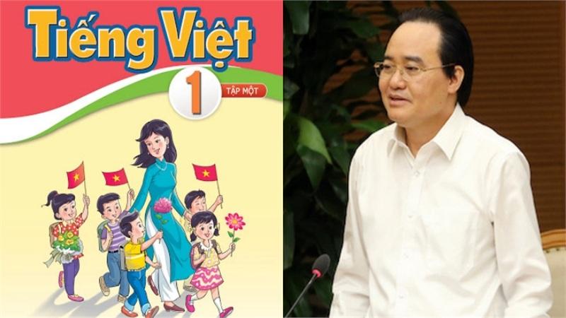 Bộ trưởng Phùng Xuân Nhạ: Điểm nào SGK Tiếng Việt lớp 1 chưa phù hợp phải chỉnh sửa