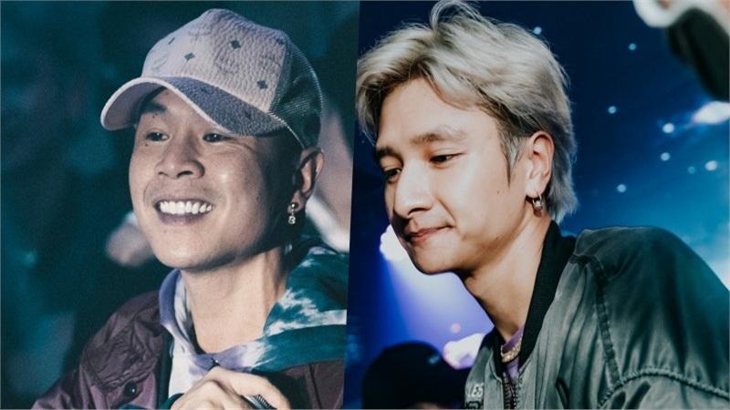 Lần đầu tiên Binz, 16 Typh và dàn thí sinh Rap Việt đi diễn cùng nhau, 'quẩy tung' sân khấu