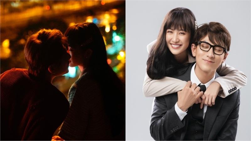 Jun Vũ phấn khích lúc 3 giờ sáng sau 20 lần hôn Isaac trong MV
