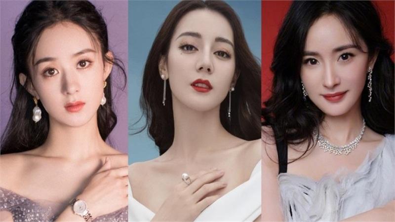 Những nữ diễn viên Hoa ngữ được yêu thích nhất