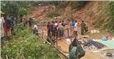 Vụ sạt lở vùi lấp 6 người trong gia đình ở Quảng Trị: Một nạn nhân đang mang thai tháng thứ 7