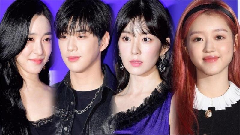 Kang Daniel, Tiffany (SNSD), Red Velvet rủ nhau đi 'trẩy hội' âm nhạc: Dập dìu tài tử giai nhân!