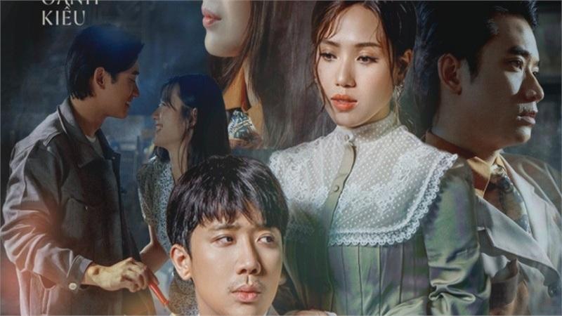 Thùy Chi - Trấn Thành - Viruss tung teaser MV 'Nói chia tay thật khó' đậm chất điện ảnh