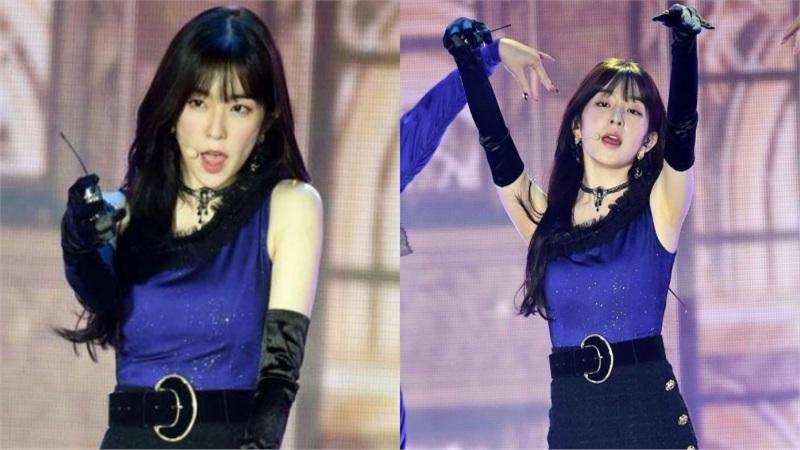 Gặp sự cố khi đang biểu diễn, Irene (Red Velvet) thể hiện phong thái chuyên nghiệp khi xử lí chỉ trong tích tắc