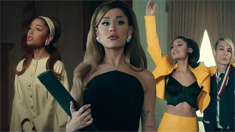 'Positions' bài hát mới nhất của Ariana Grande: Không nói về chuyện giường chiếu