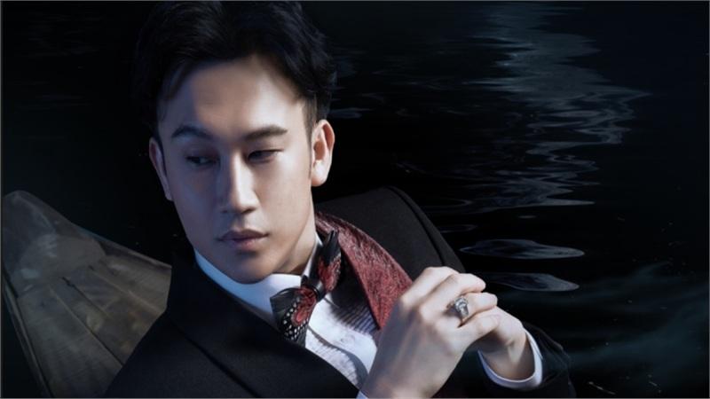 Dương Triệu Vũ tung poster đẹp ma mị,mượn điển tích Lý Bạch làm album