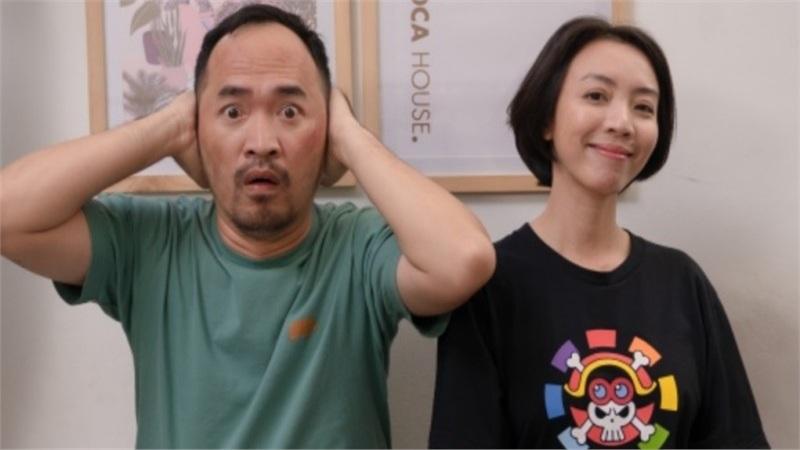 'Chuyện Xóm Tui' của Thu Trang - Tiến Luật gây sốt, vào thẳng lên Top 2 Trending