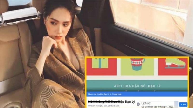 Mặc Hương Giang xin lỗi, group anti-fan mới lập lại cán mốc 100 nghìn thành viên