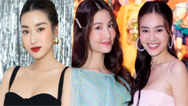 Hoa hậu Đỗ Mỹ Linh, Ninh Dương Lan Ngọc, Diễm My 9x cùng dàn sao đọ sắc rực rỡ