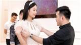 Top 35 HHVN 2020 khoe sắc vóc khi thử trang phục chuẩn bị cho đêm Người đẹp thời trang