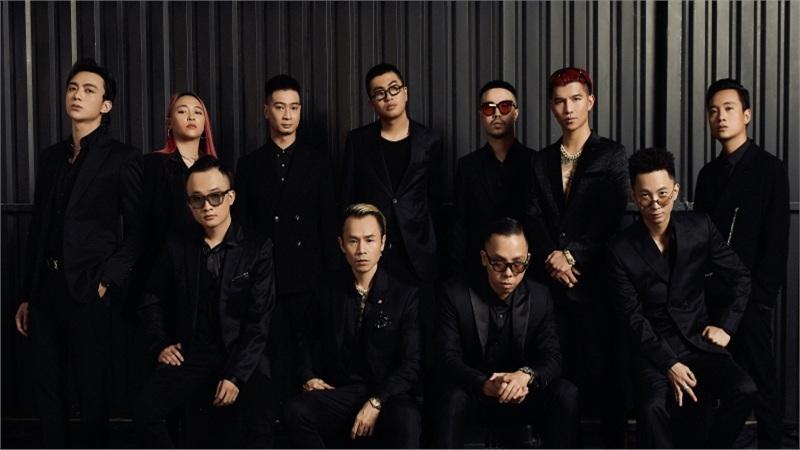 Mừng SlimV gia nhập SpaceSpeaker sau 3 năm làm nhạc chung, 'nguyên team đi vào hết' bộ ảnh chất ngất