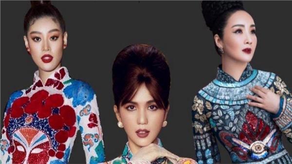 Hoa hậu Giáng My, Ngọc Trinh bất ngờ hóa thân thành các nữ danh ca