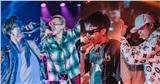 Krik âm thầm đi cổ vũ Binz, Soobin và dàn thí sinh Rap Việt trong đêm diễn thiện nguyện