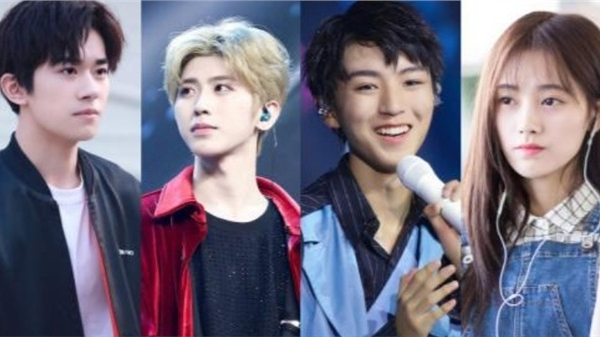 Bất ngờ với chương trình âm nhạc đã từng loại hai thành viên TFBoys, Cúc Tịnh Y và cả Thái Từ Khôn