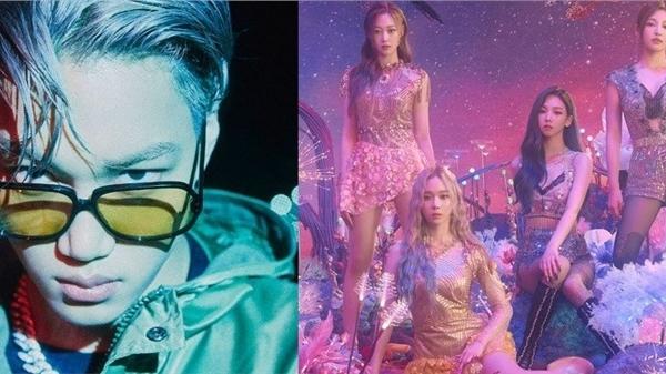 Kai (EXO) một lần nữa tái ngộ Aespa trên 'Party B'