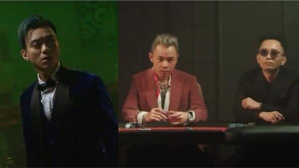 'Dân chơi' Soobin nhận 'cú lừa' từ Binz trong MV 'BlackJack'