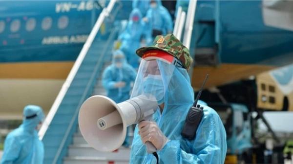 Vi phạm cách ly, tiếp viên hãng hàng không Vietnam Airlines đối mặt hình phạt nào?