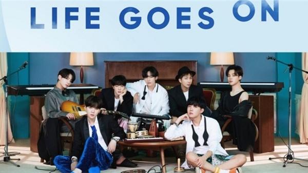 Life Goes On của BTS sẽ tiếp tục #1 Billboard Hot 100?