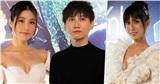 Diễm My, Lynk Lee, Mr.Siro đến chúc mừng ca sĩ Quang Vinh ra mắt MV mới