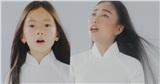 Mẹ con Đoan Trang lần đầu song ca, háttặng các chiến sĩ áo trắng đang nỗ lực phòng chống dịch bệnh