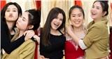Lê Phương, Trương Quỳnh Anh, Kha Ly giản dị đi thử áo dài