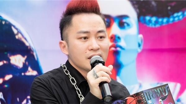 Tùng Dương hào hứng tiết lộ con trai hơn 5 tuổi, thuộc lòng album mới của bố