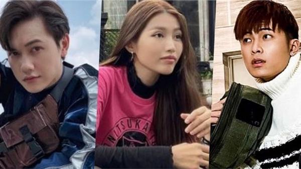 Chế Nguyễn Quỳnh Châu, Gin Tuấn Kiệt, Jsol phát cuồng trước BTS Thu Đông 2020