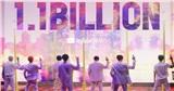 Boy With Luv là video âm nhạc thứ 2 của BTS đạt hơn 1 tỷ lượt xem