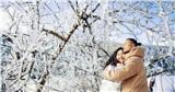 Bộ ảnh 'tuyết Việt Nam' đẹp xuất sắc và chuyện kết hôn 'thần tốc' chưa từng tiết lộ của chàng nhiếp ảnh nổi tiếng 'dị'