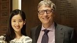 Không chỉ xinh đẹp, giàu có, 'cô bé trà sữa' còn được ăn tối với tỷ phú Bill Gates