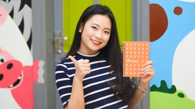 Kiện tướng dancesport Quỳnh Hương xuất hiện xinh đẹp, được bạn trẻ 'bủa vây'