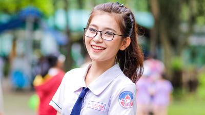 Sở hữu chiều cao ấn tượng và nụ cười hút hồn, cô gái này khiến nhiều thí sinh Miss Teen phải 'cảnh giác cao độ'