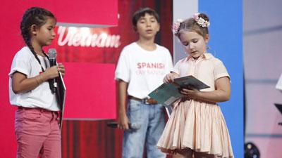 Cô bé người Nga khiến Lại Văn Sâm sửng sốt khi thành thạo 8 thứ tiếng dù mới 5 tuổi