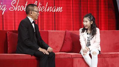 MC Lại Văn Sâm 'bất lực' khi nghe cô bé 11 tuổi 'kể tội bố mẹ cãi nhau' trên sân khấu Mặt trời bé con