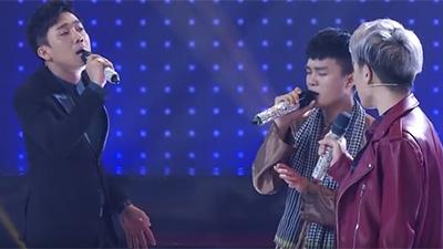 Chàng trai 'đan len' khiến Trấn Thành xúc động, lao lên sân khấu xin được hát chung