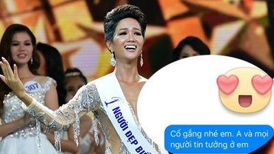 Vừa mở lại Facebook, việc đầu tiên Tân Hoa hậu H'Hen Niê làm khiến ai cũng bất ngờ