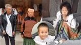 Xúc động clip ông bà nghèo cảm ơn bố mẹ nuôi của em bé tật nguyền ở Thanh Hóa