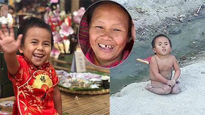 Mẹ ruột bé tật nguyền ở Thanh Hóa bất ngờ qua đời
