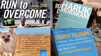 Những cuốn sách không thể bỏ qua cho những ai đam mê chạy bộ