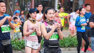 Hơn 1.000 runner hào hứng tham gia giải chạy bộ LDR Half Marathon 2018