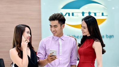 Khách hàng chuyển sang dịch vụ trả sau của Viettel tăng 40%