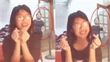 Cô gái đang quay clip hát nhép bị mẹ phát hiện và điều bất ngờ xảy ra