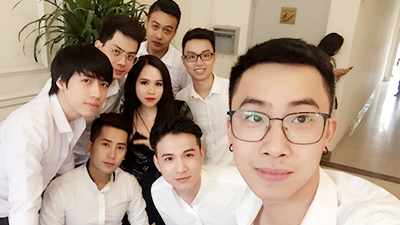 Ganh tị với diễn viên Trương Phương: Là 'công chúa' trong nhóm bạn thân toàn 'hot boy'
